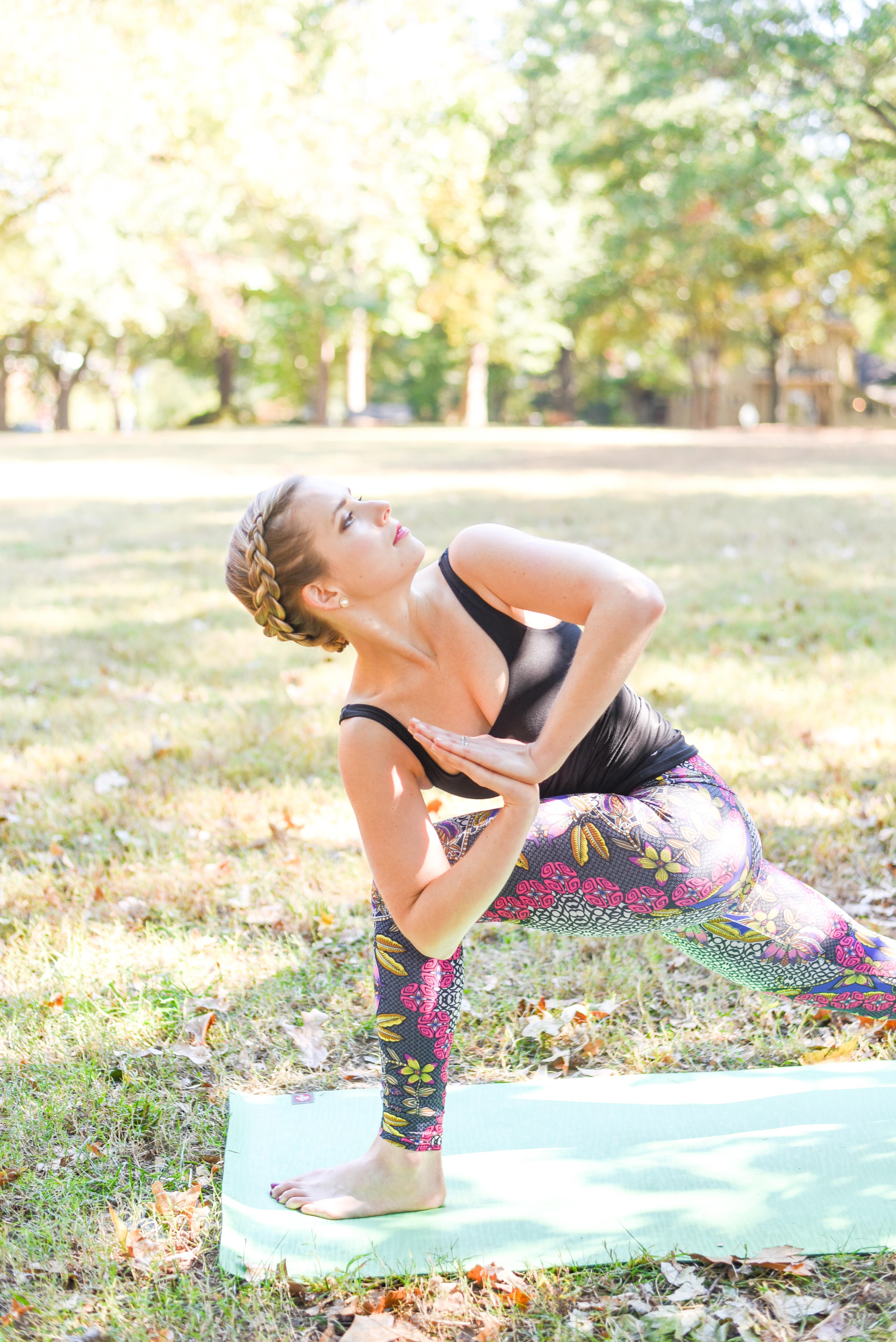 Caroline Bearden Yoga