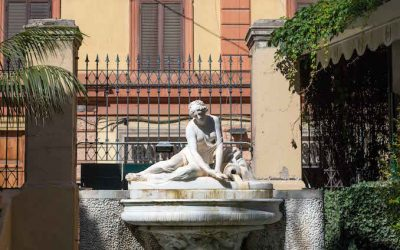 Quaint Rome Stopover at the Hotel Quirinale