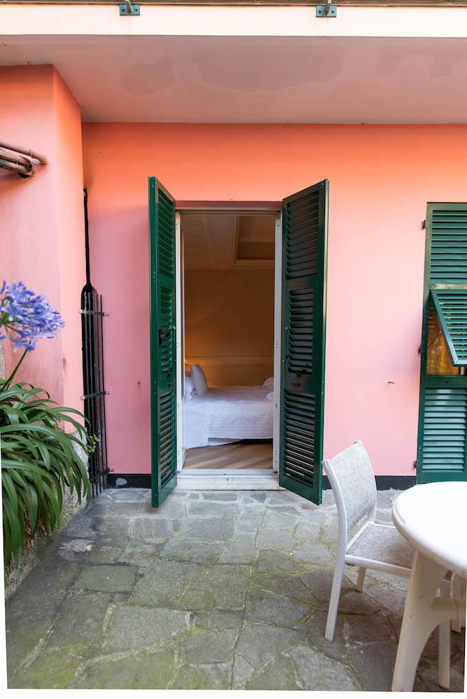 Terrace Room at Hotel Cenobio dei Dogi | Camogli, Italy
