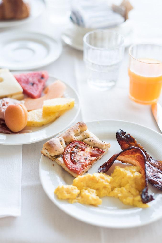 Breakfast at Hotel Cenobio dei Dogi | Camogli, Italy
