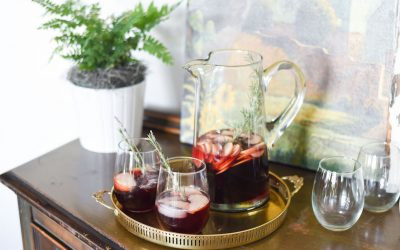 Morningside Kitchen's Autumn Sangria