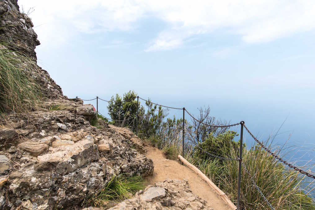 Camogli Portofino Hike