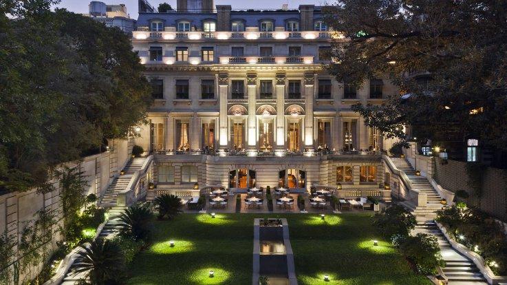 Park Hyatt Palacio Duhau Buenos Aires