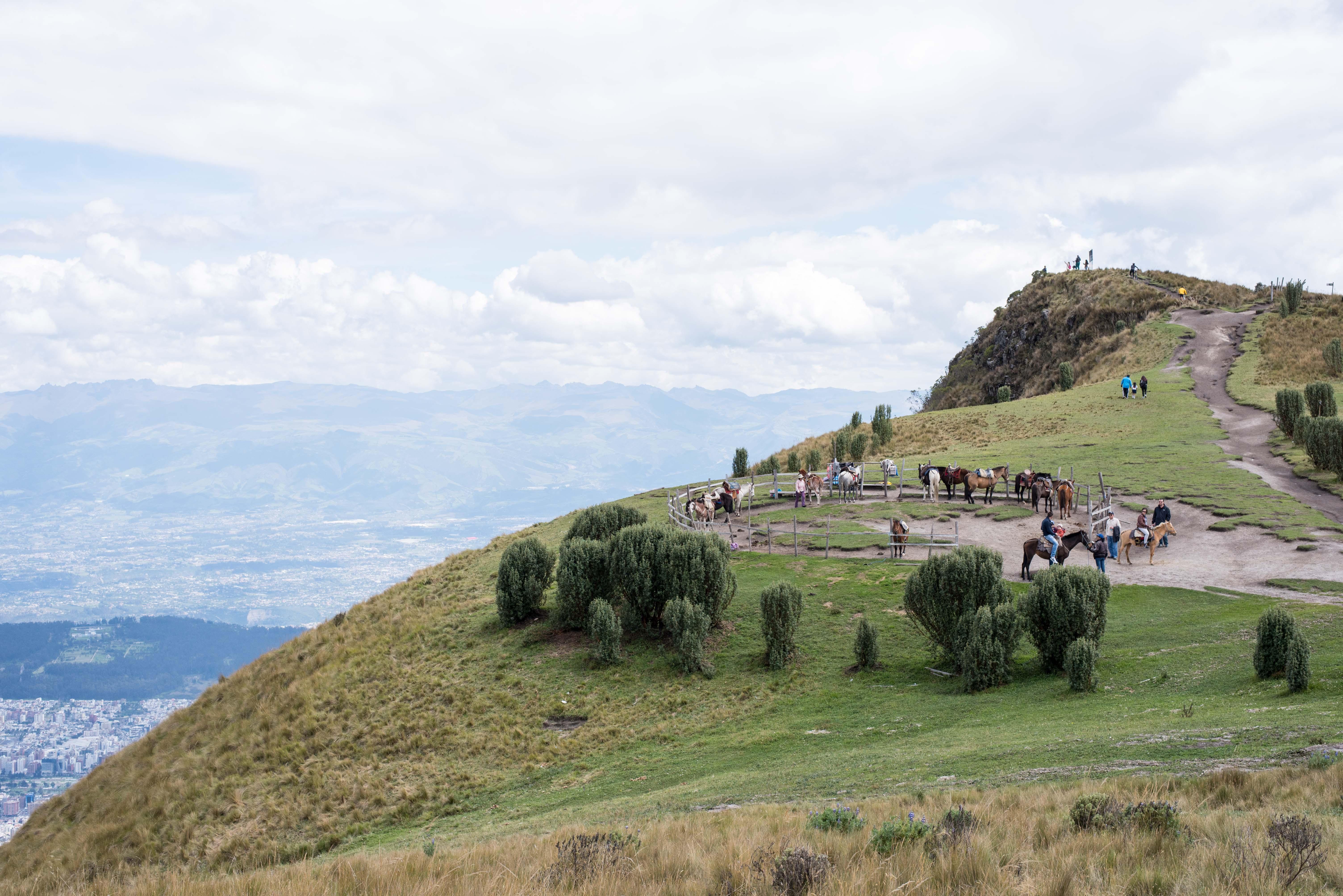 Quito Travel Guide - Pichincha Volcano Hike
