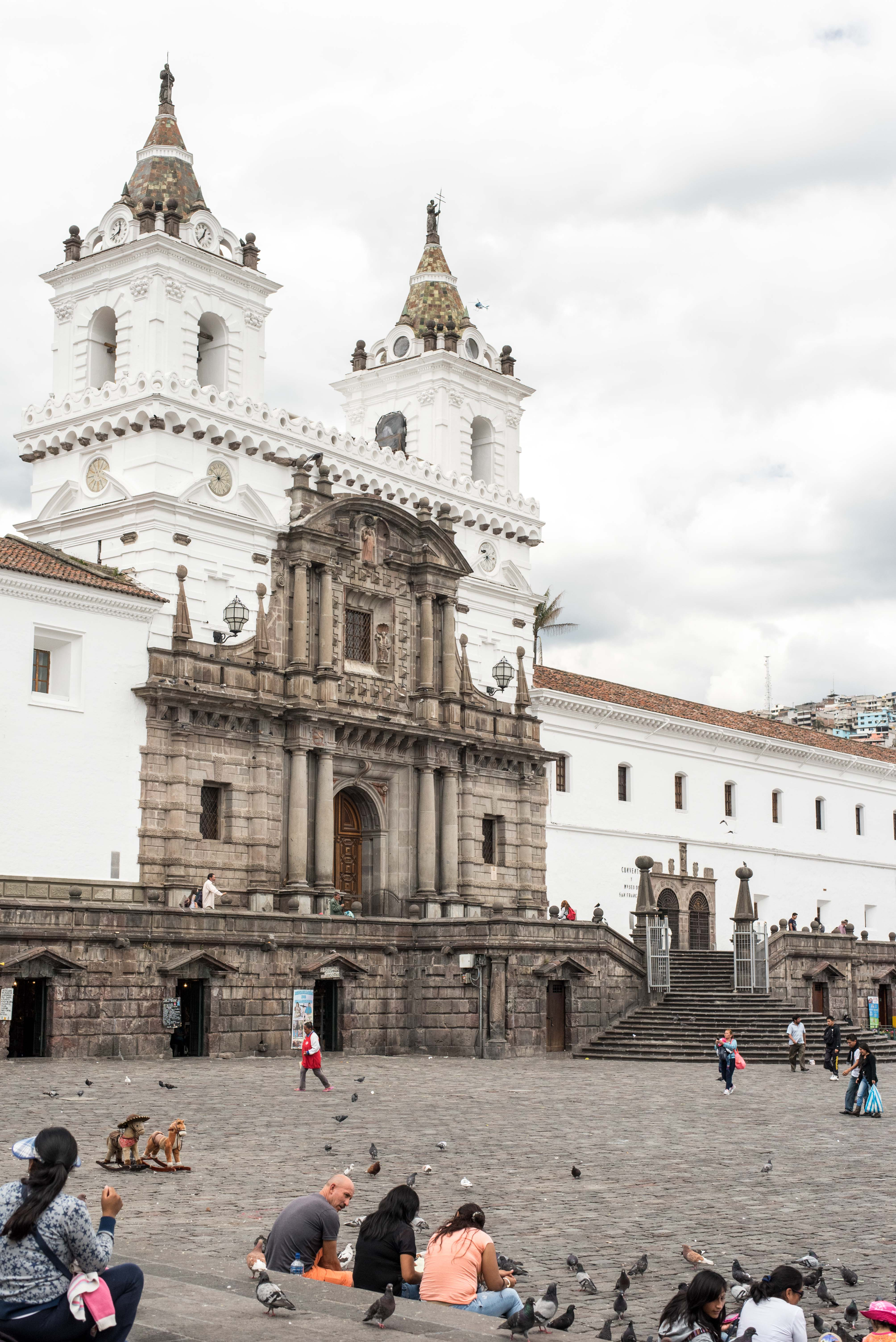 Quito Travel Guide - Iglesia de San Francisco