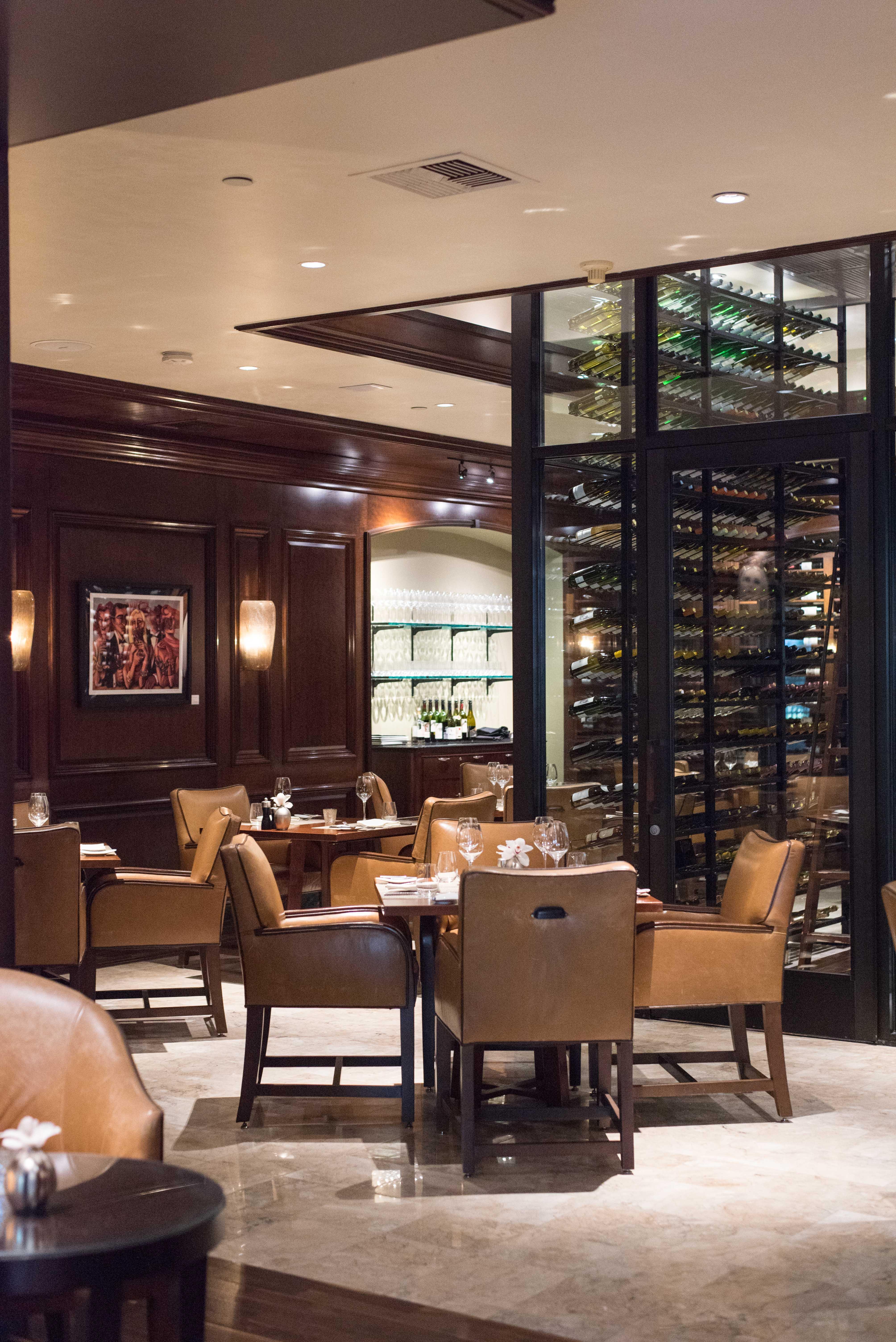 Ritz-Carlton Laguna Niguel, enoSTEAK