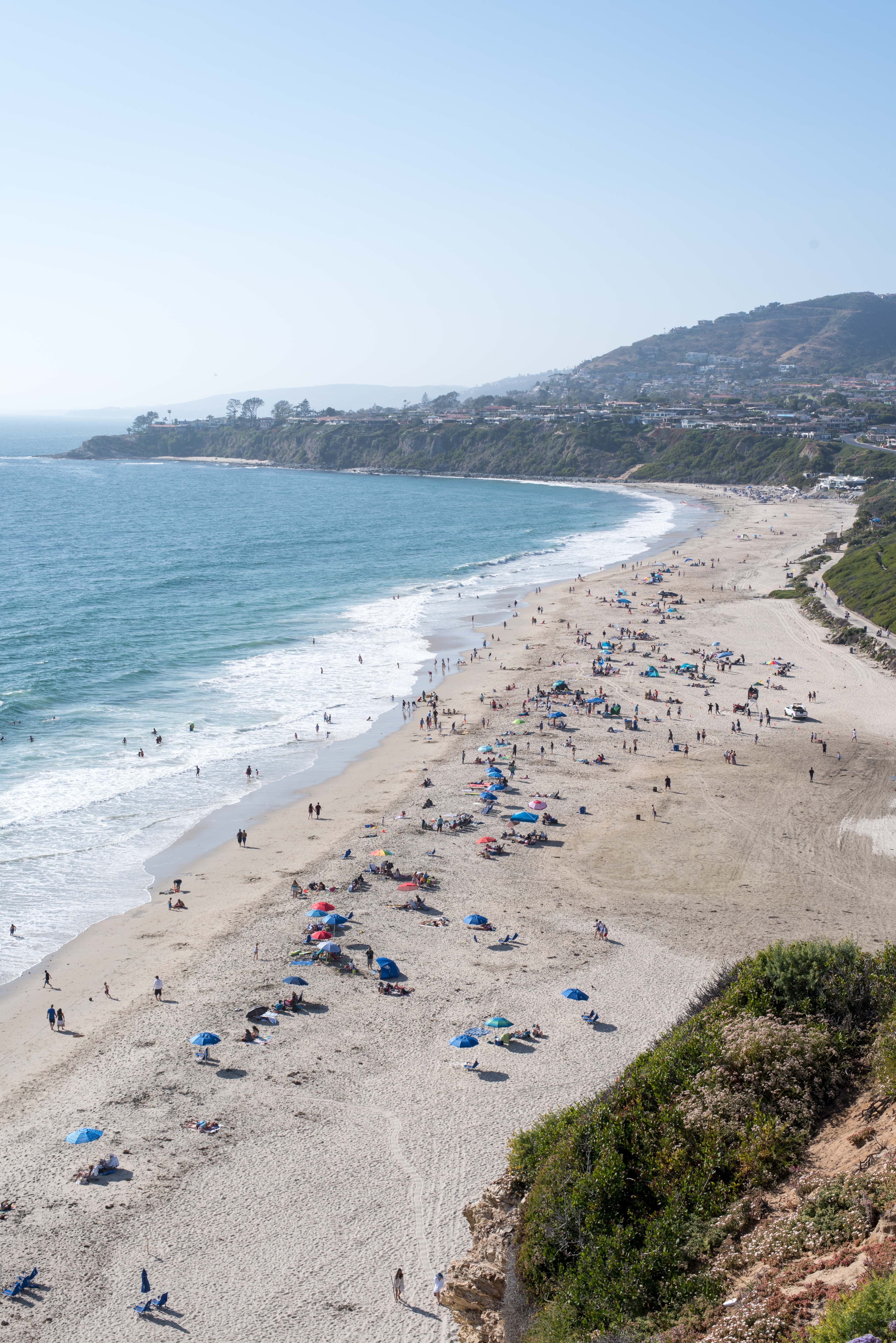 Ritz-Carlton Laguna Niguel, California Beach