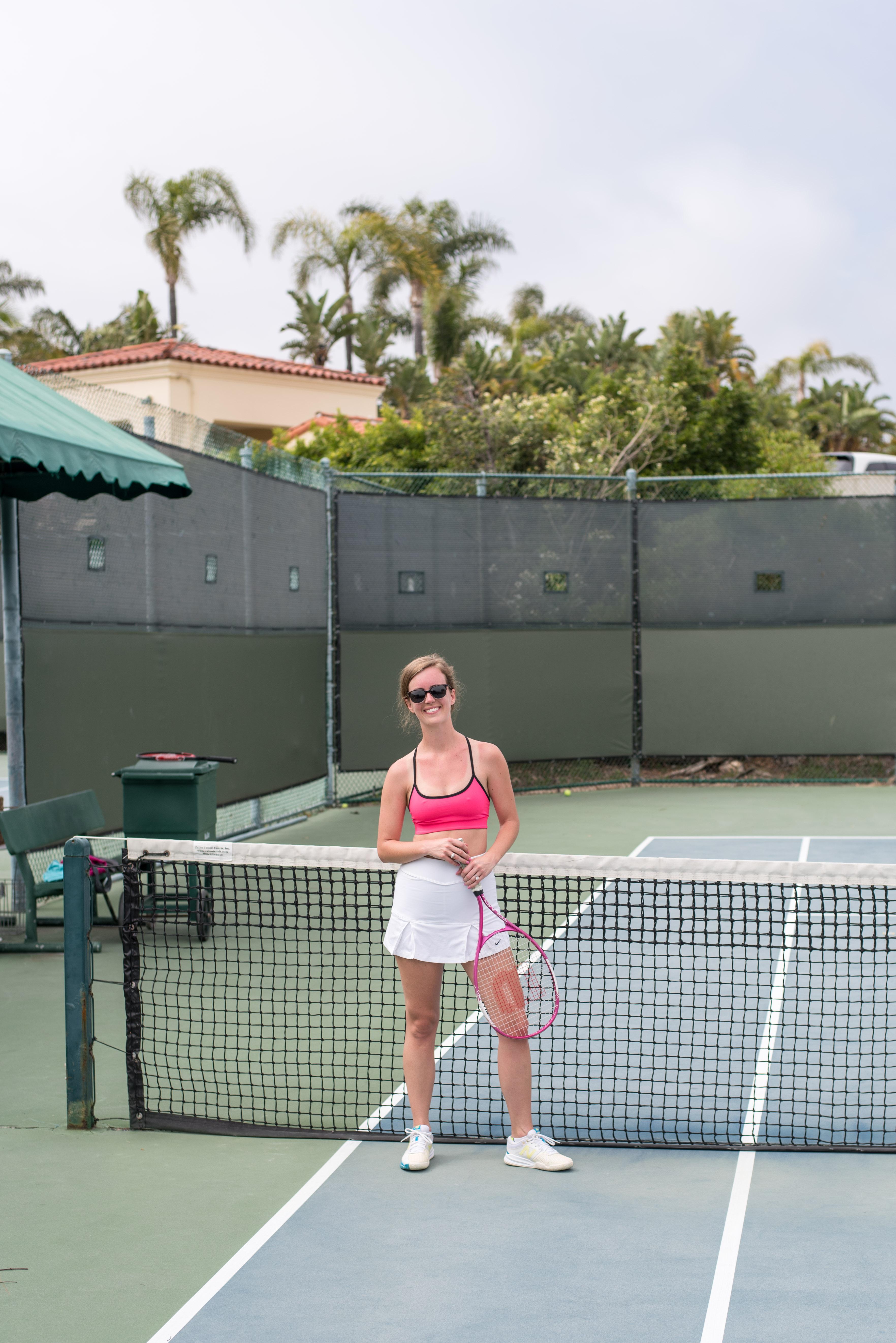 Ritz-Carlton Laguna Niguel Tennis