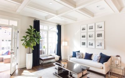 A Travel-Inspired Atlanta Townhouse