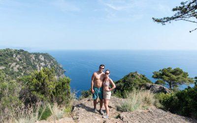 Camogli to San Fruttuoso to Portofino Hike